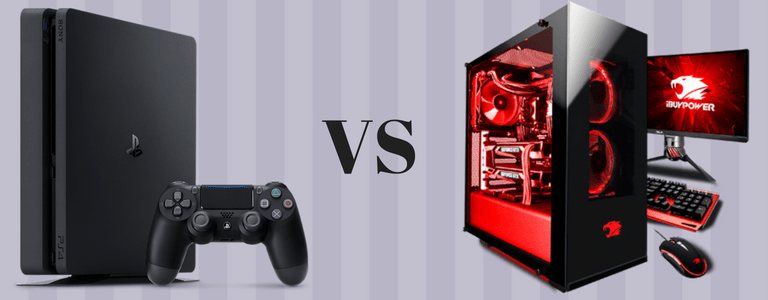 PC Gaming VS Console Gaming – Which One is The Best?