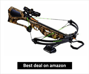 Barnett Quad 400 Crossbow Package