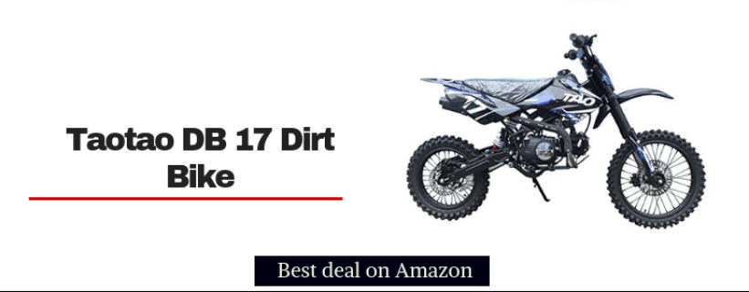 taotao db17 dirt bike for kids