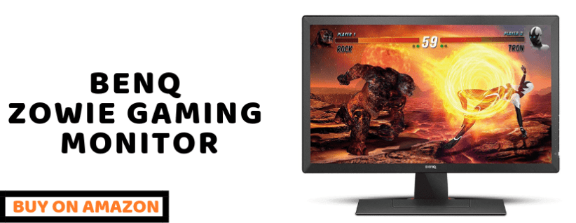 BenQ zowie best gaming monitor under 200