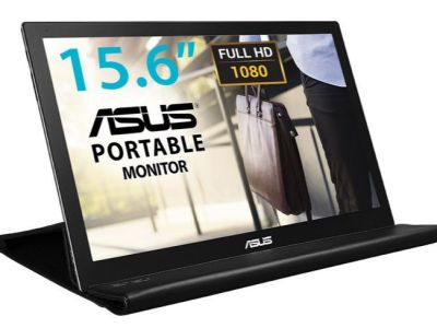 ASUS MB169b+ 15.6 Full HD 1920x1080 IPS
