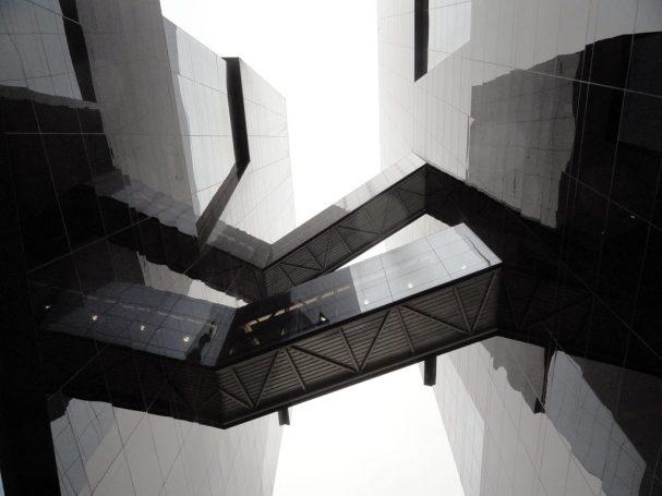 Torre Cincuentenario Universidad de Lima   Puentes
