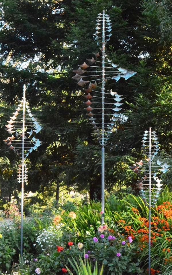 41. Twister Star Lyman Whitaker Leopold Wind Sculptures