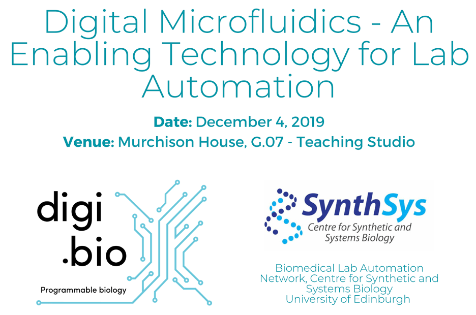 Digital Microfluidics Workship