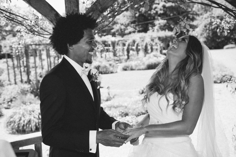 Gants Mill Wedding Korahn and Lucy