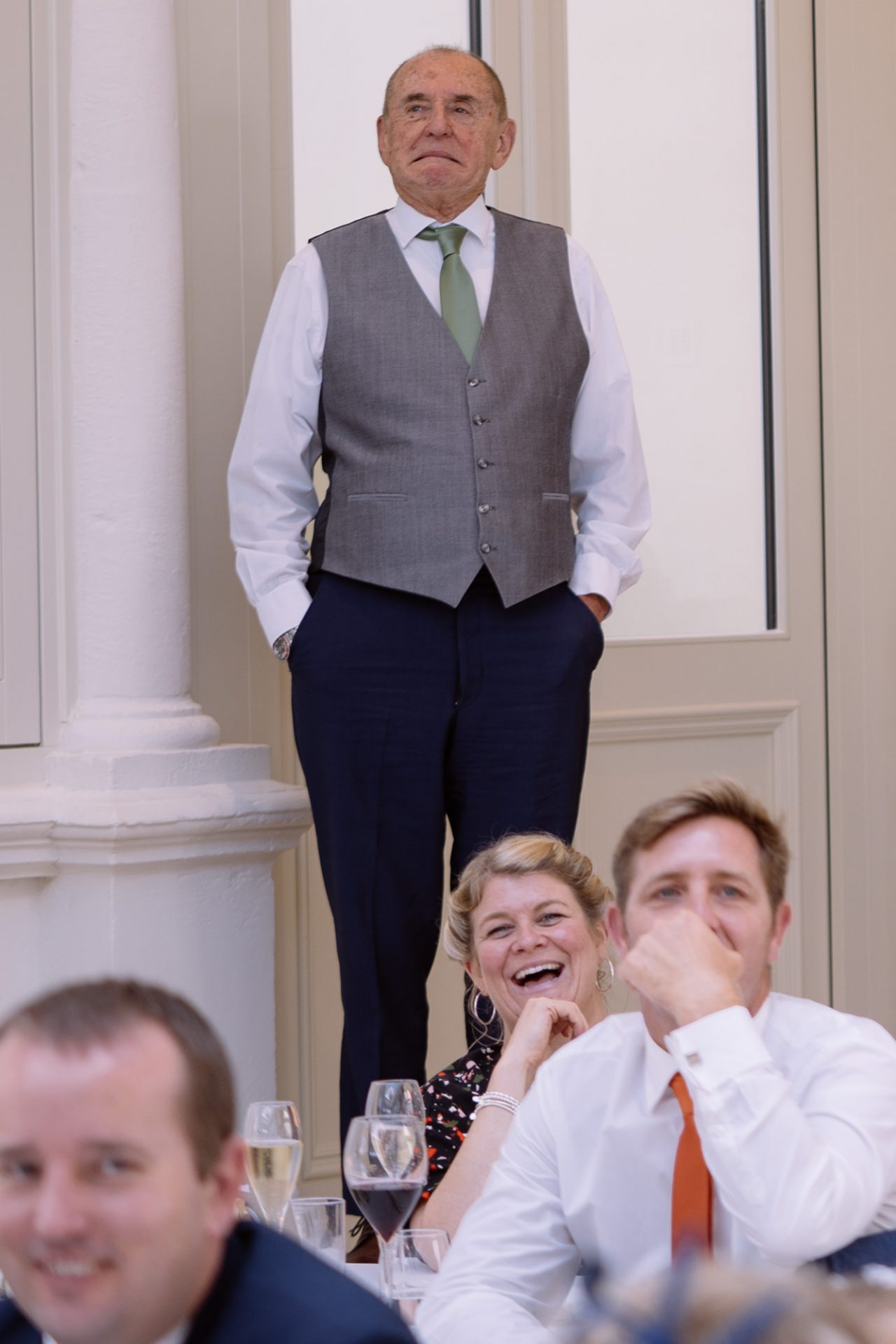 Clevedon Hall Wedding Zuzanna and James