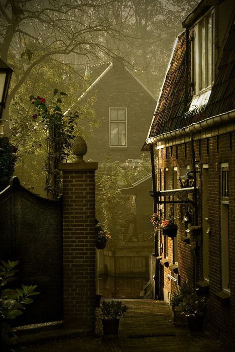 Dusk, Loenen,The Netherlands