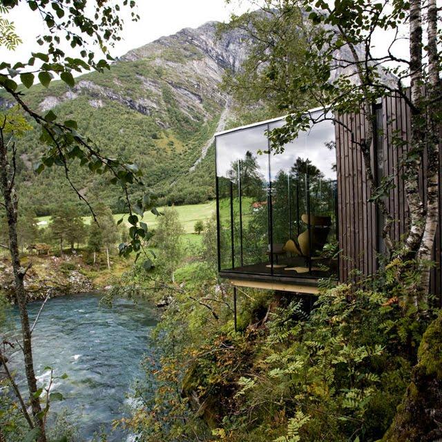 Juvet Landscape Hotel, West Norway