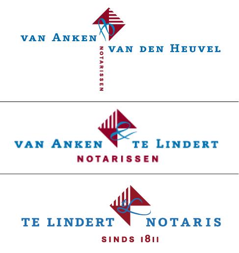 fasen van een logo en huisstijl