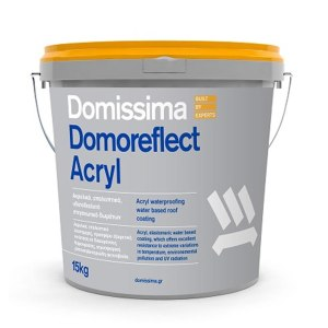 Domissima Domoreflect Acryl - Ακρυλικό Στεγανωτικό
