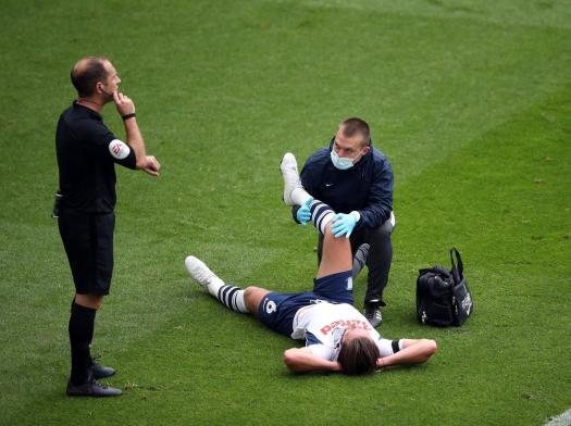 Ben Davies ruled out of Preston North End's trip to ...