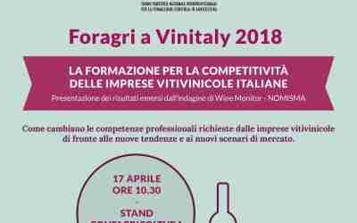 Foragri per il vino: competere e crescere insieme