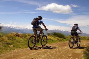 vakantiewoning met heel veel fietstochten in de buurt