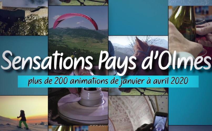 activités dans les Monts d'Olmes à Montferrier