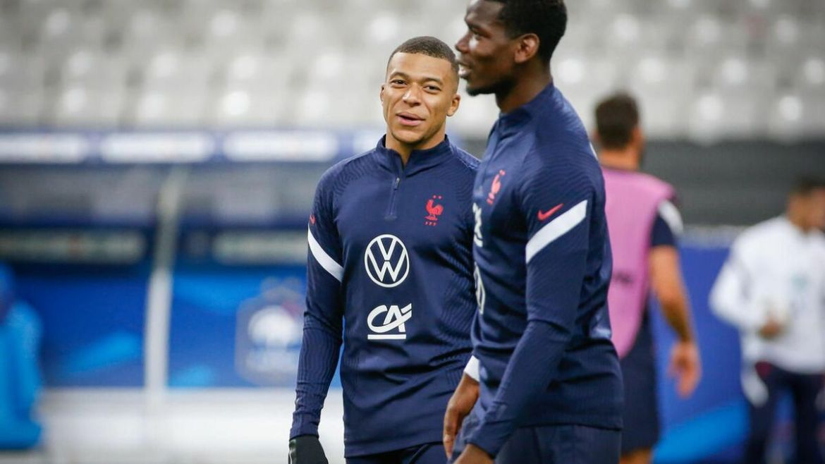 Euro 2021: Mbappé, Pogba, Giroud ... these Blues with an uncertain future -  Archysport