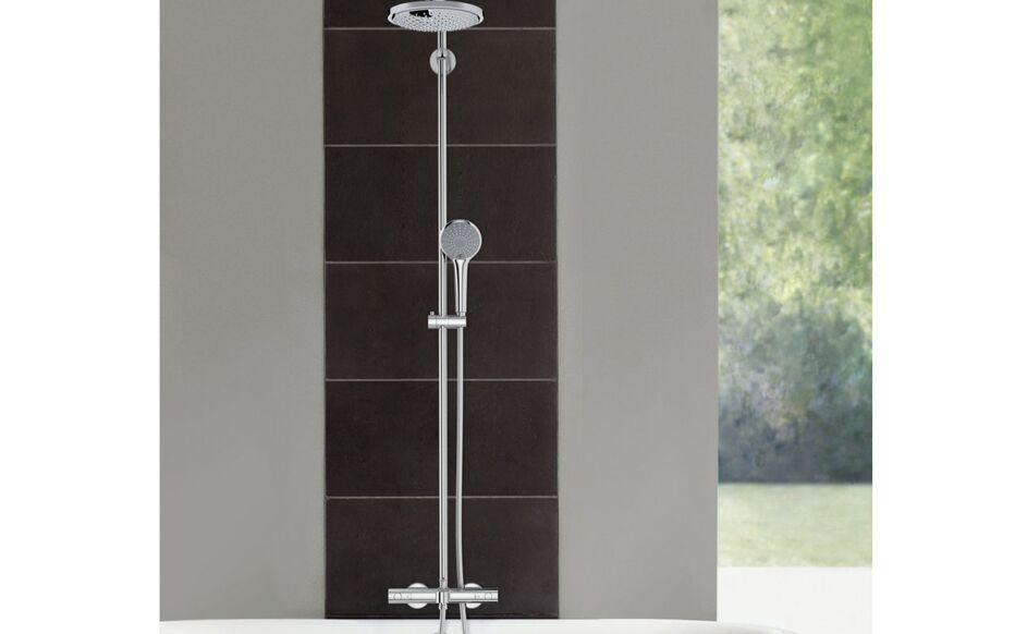 colonne de bain douche grohe