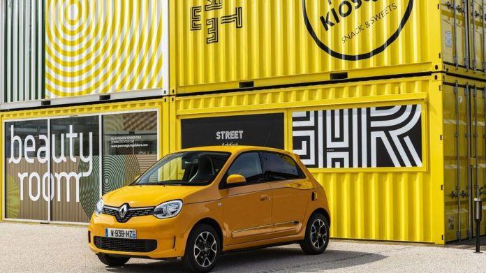 Nouvelle Renault Twingo Un Vrai Coup De Jaune Le Parisien