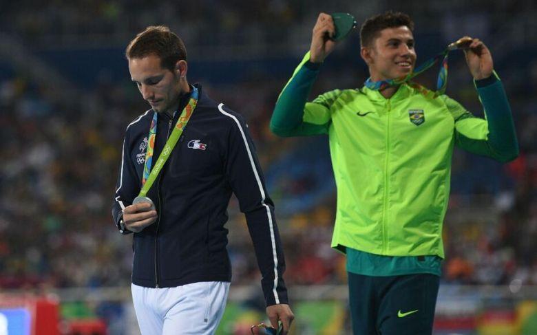 Rio 2016, athlétisme : Lavillenie vivement chahuté sur les réseaux sociaux  - Le Parisien