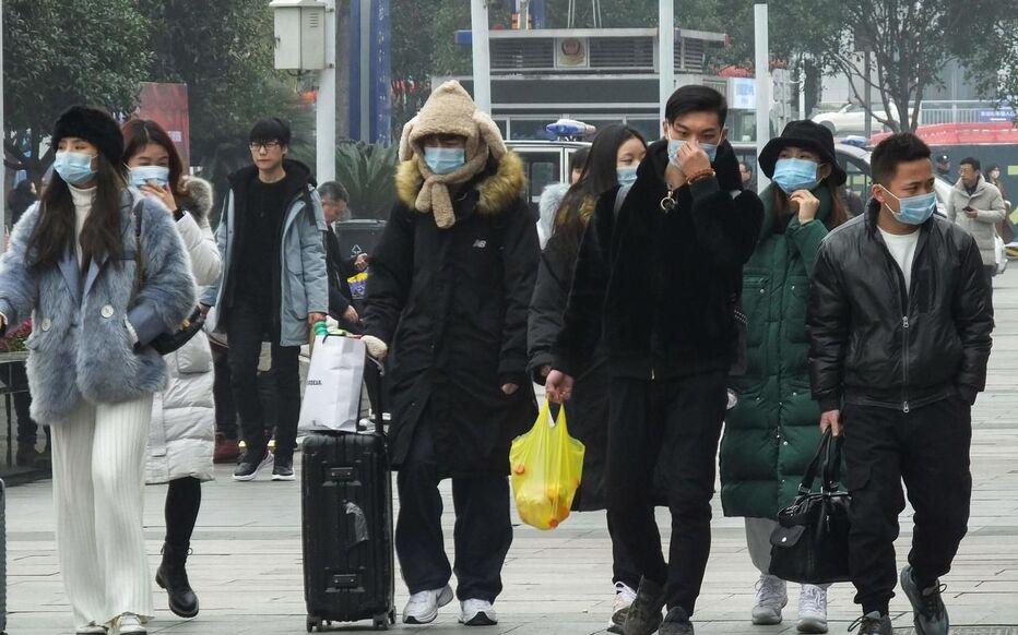 Coronavirus en Chine : 17 morts et un risque de mutation qui ...