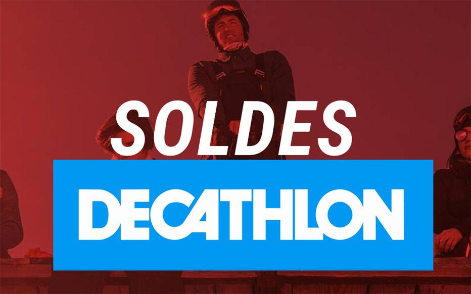 soldes decathlon 2020 les meilleures