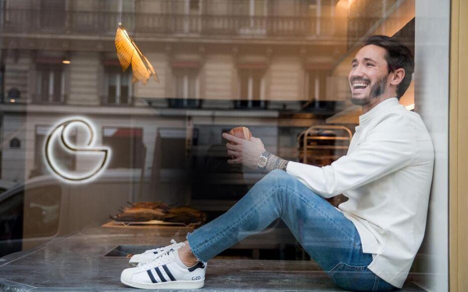 On a testé la nouvelle boulangerie de Cédric Grolet - Le Parisien