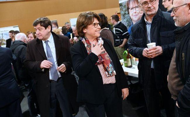 Municipales à Lille Martine Aubry Ne Lâche Rien Le