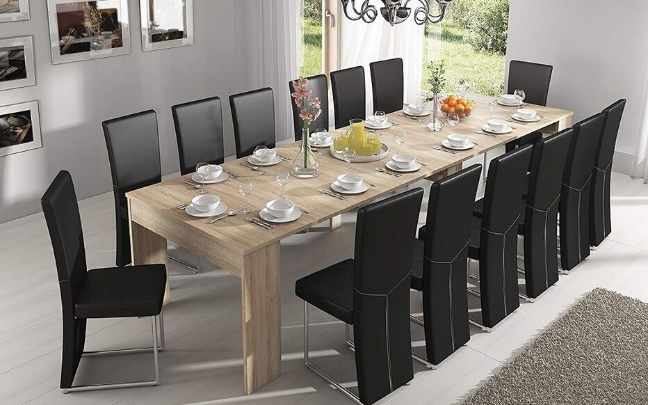 table pliante avec rallonge ou d