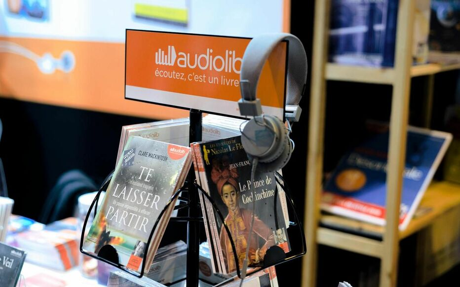 Avec Le Livre Audio Leur Vie A Change Le Parisien