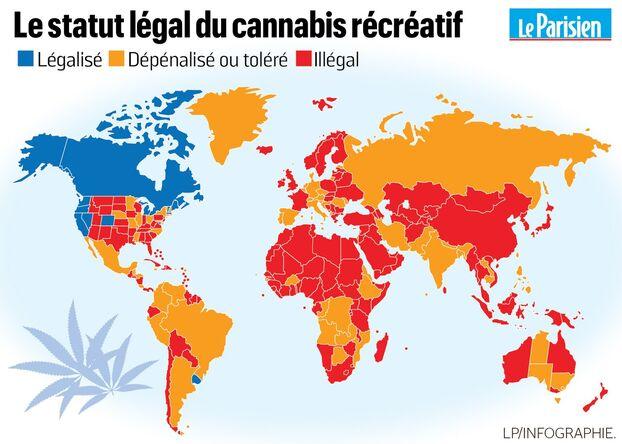 La légalisation du cannabis entraîne-t-elle une hausse de la consommation ?