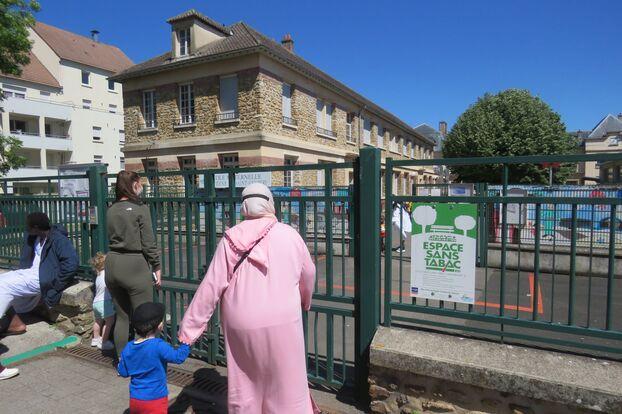 Dammarie les Lys 1 juin 2021 Dammarie est la 6ème ville de Seine-et-Marne à définir des espaces sans tabac pour ses écoles.