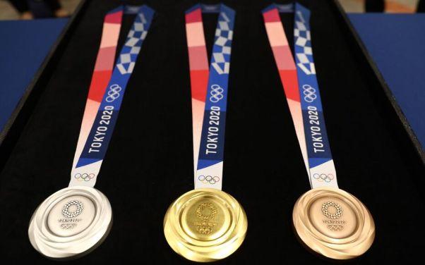 """Résultat de recherche d'images pour """"medaille jo tokyo"""""""