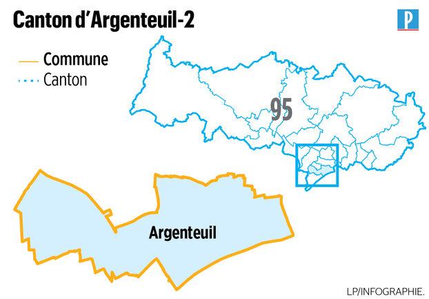 Départementale du Val-d'Oise: à Argenteuil 2, la course retour communale