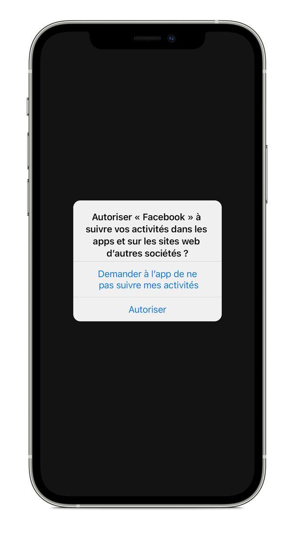 Les applis doivent désormais demander l'autorisation pour suivre les mouvements des utilisateurs.
