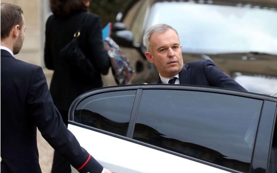 Le ministre de la Transition écologique avait lui prévenu qu'il ne comptait pas partir.