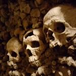 #LPH visite les catacombes de Paris / Décembre 2015