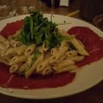 #LPH déguste des pâtes chez «Il Padrino»