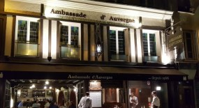 #LPH fait un saut à l'Ambassade d'Auvergne