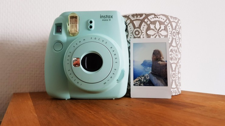 Appareil Photo Instantané Fujifilm Instax Mini 9