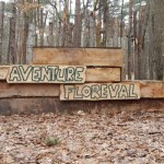 Parc Aventure Floreval, l'aventure en forêt