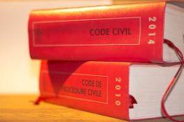 Code civil - fondement du droit civil