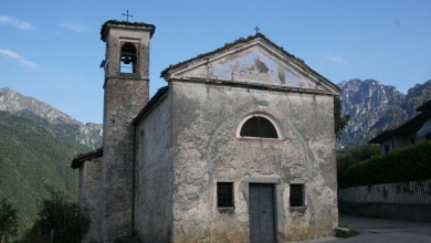 Photo of Il santuario di San Lorenzo a Ono Degno