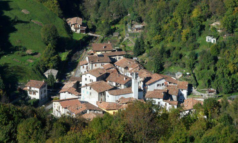 Photo of Il borgo di Forno d'Ono
