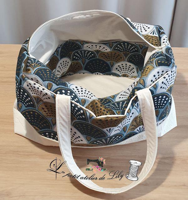 Le petit atelier de Lily sac bagage