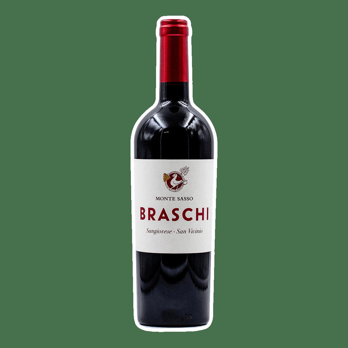 SANGIOVESE SUPERIORE Monte Sasso Cantine Braschi - prodotti tipici romagnoli