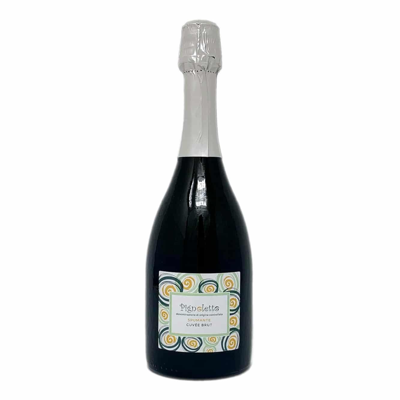 PIGNOLETTO Spumante Cuvée Brut Le Rocche Malatestiane