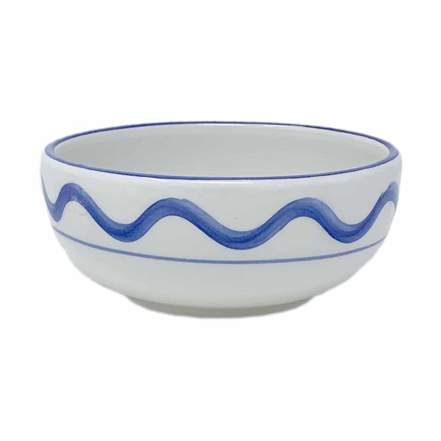 CIOTOLINA DECORO BLUE SEVRES Crescentini - prodotti tipici romagnoli