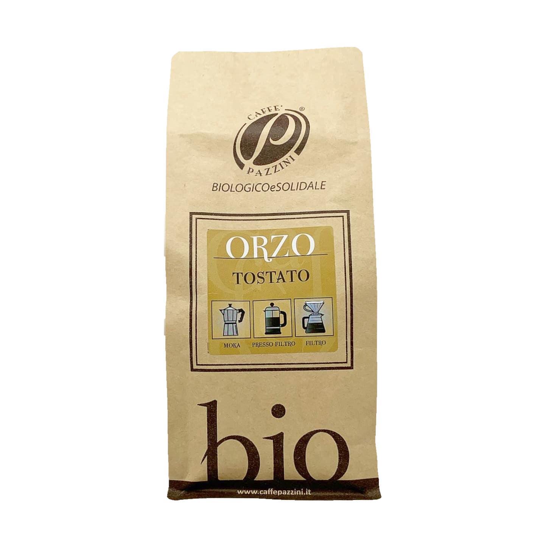 ORZO TOSTATO BIO 250G Caffè Pazzini