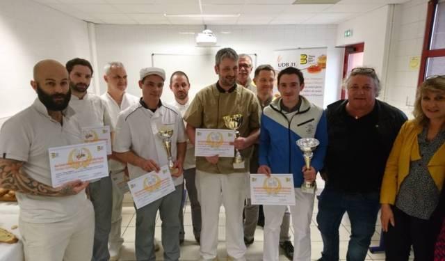 Les finalistes en Occitanie