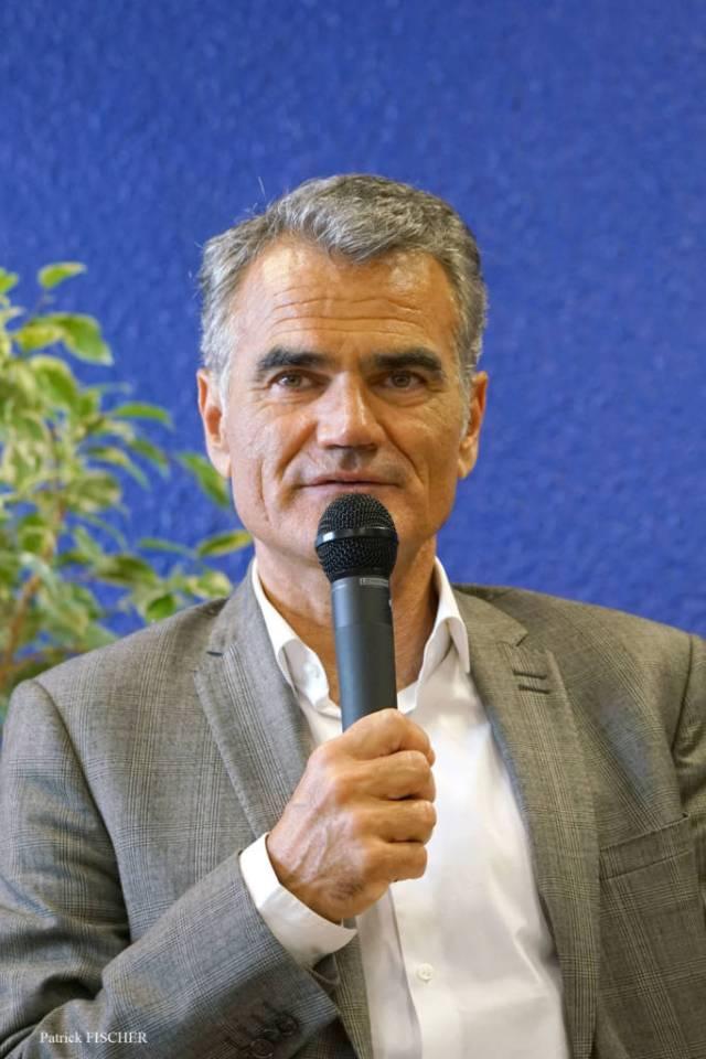 Thierry Deville: « Il faut modifier notre discours sur l'Europe ».