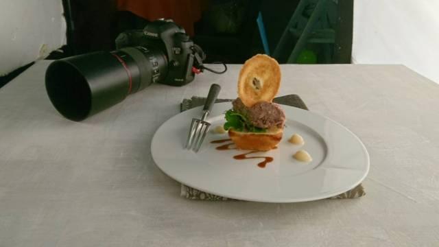 Une journée de shooting gastronomique